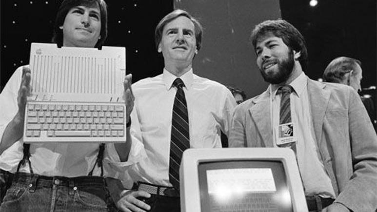 Apple kurucuları