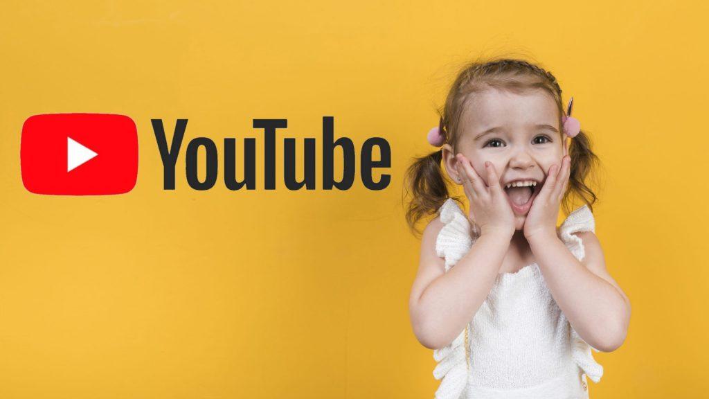YouTube çocuk kanalları