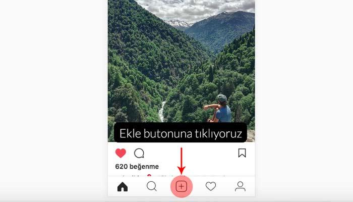 masaüstünden instagrama fotoğraf yükleme