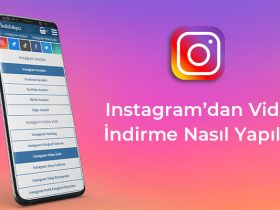 instagram video indirme