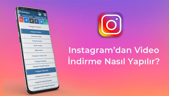 instagram video indirme
