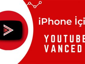 iphone için youtube vanced