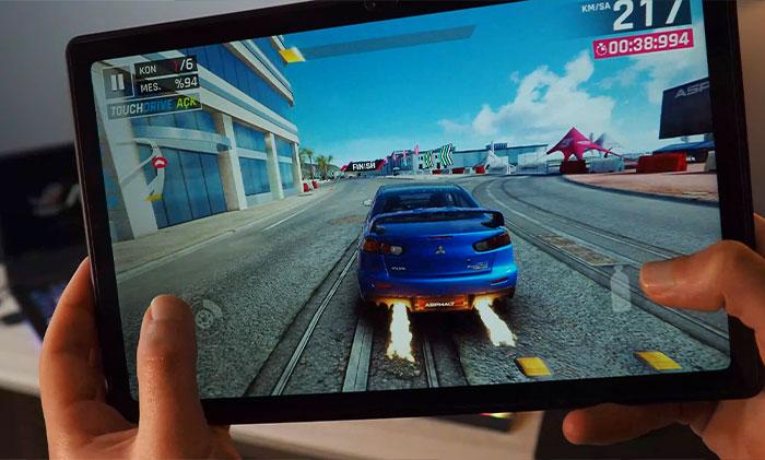 meb tablet oyun performansı